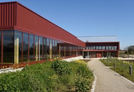 Complexe sportif judo basket Furdenheim