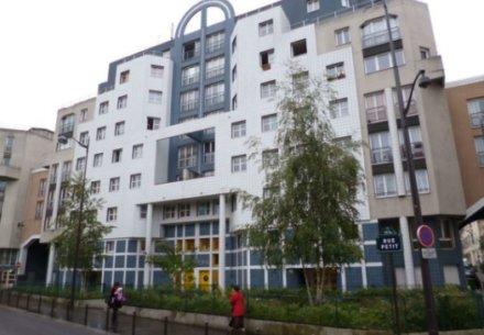 Rehabilitation de la creche rue Petit a Paris 440x305