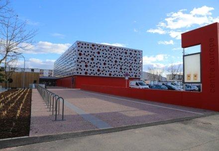 Centre socio culturel Centre Europe 440x305
