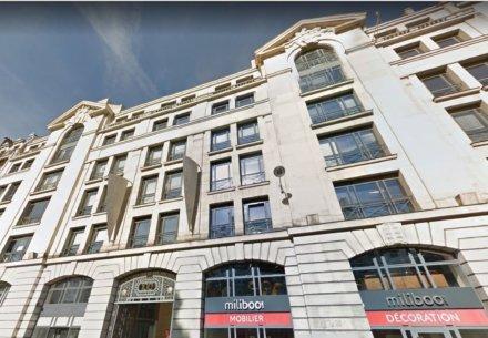 Immeuble Generali rue Reaumur 440x305