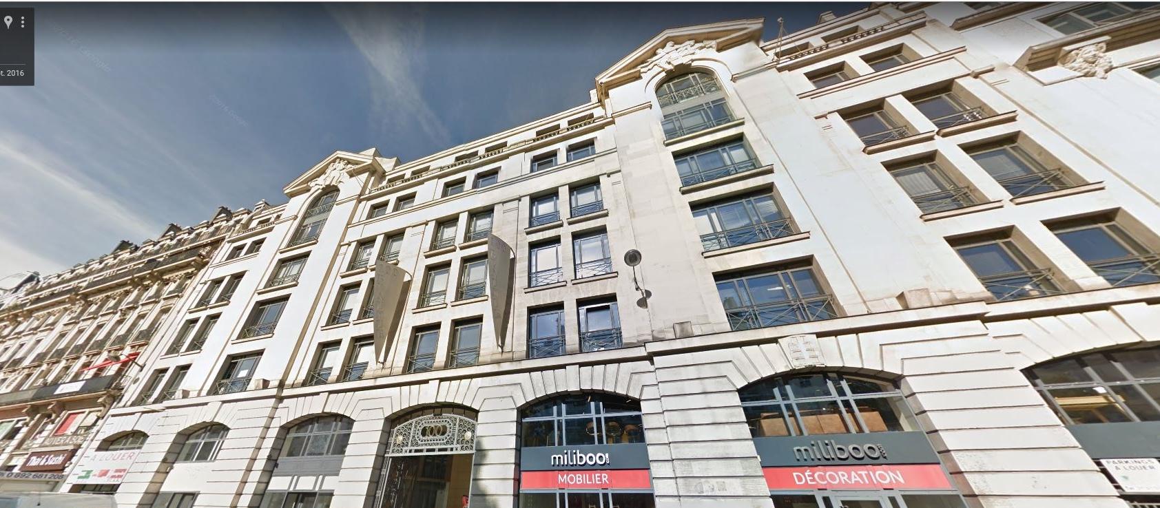 Immeuble Generali rue Reaumur