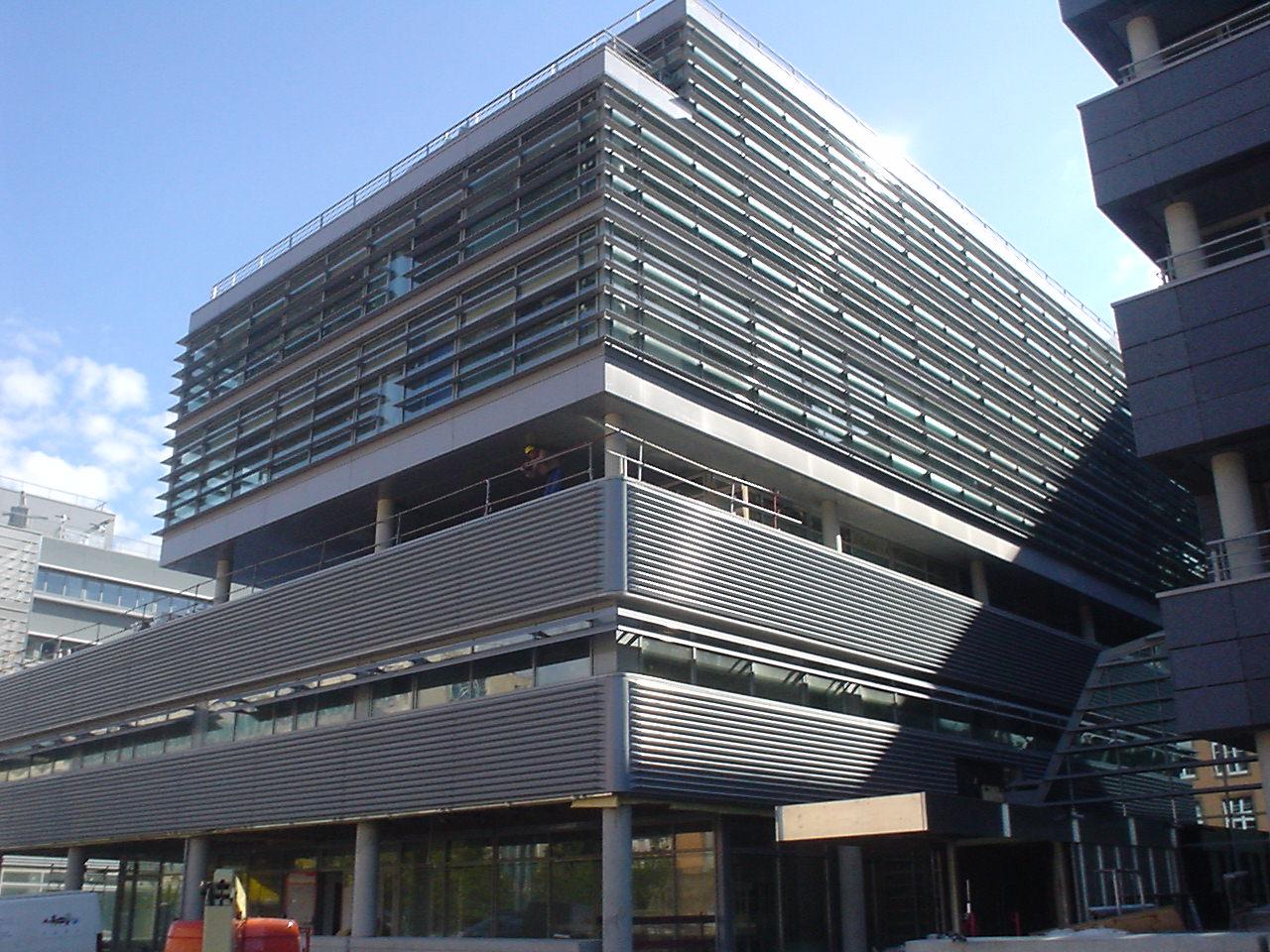 Nouvel Hopital Civil Strasbourg