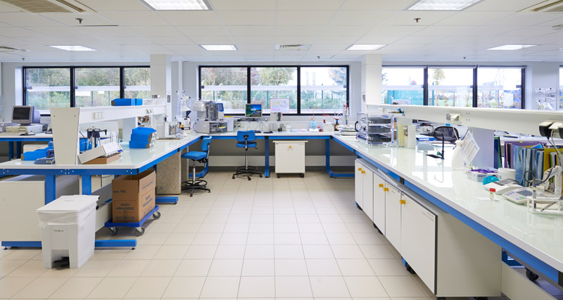 Unites de production pharmaceutique des Laboratoires Boiron