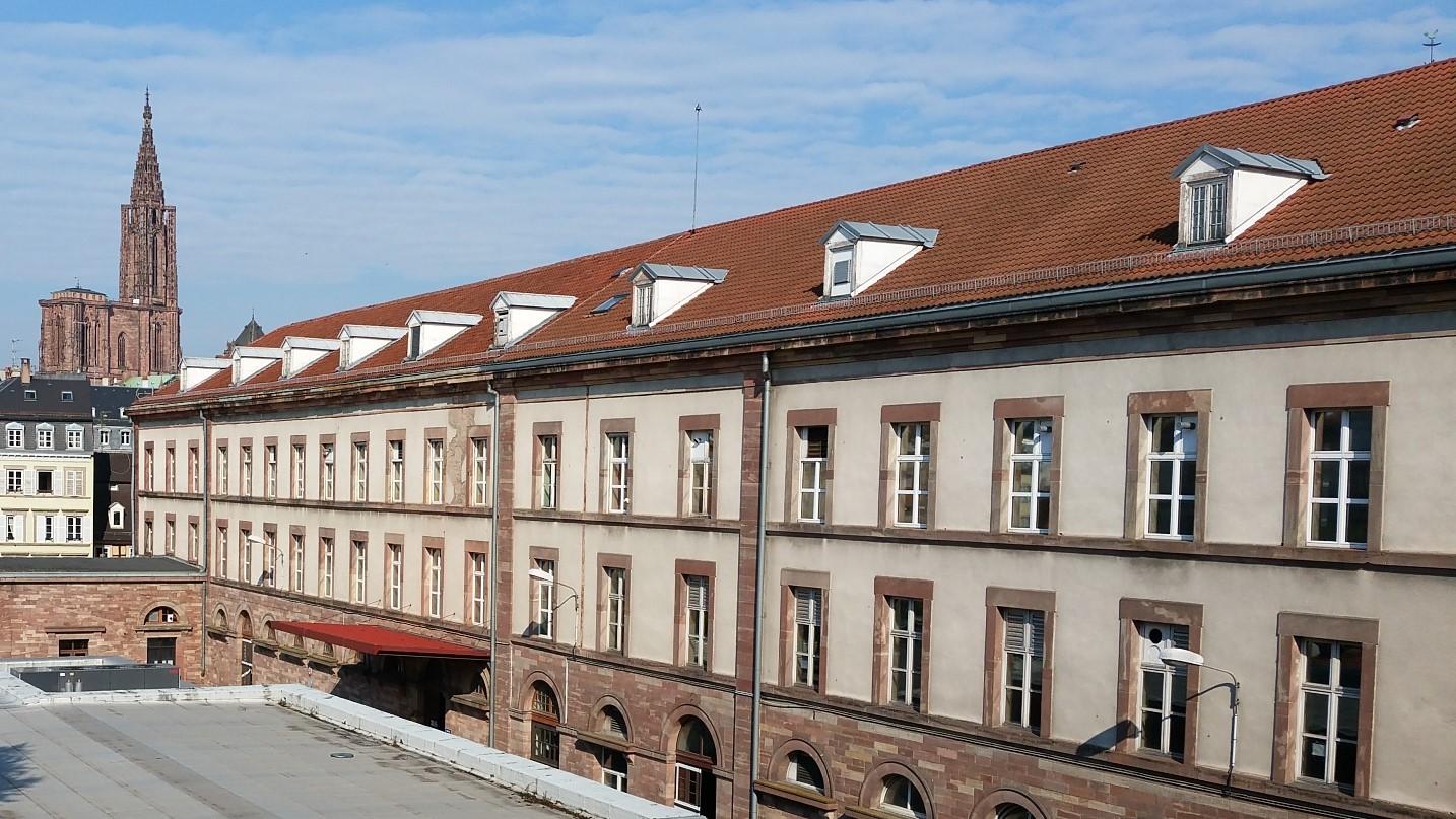 l hostel manufacture tabacs strasbourg