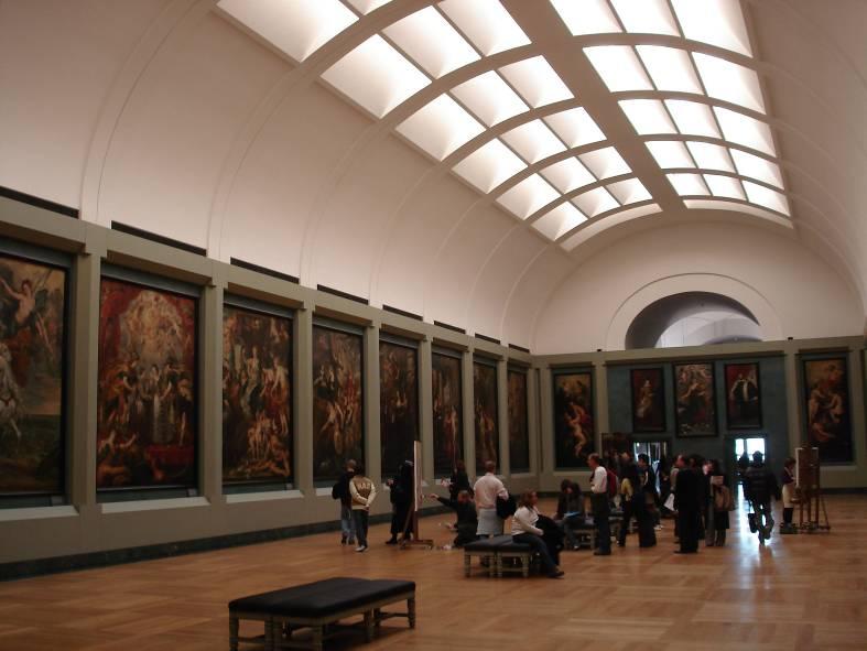 musee louvre paris