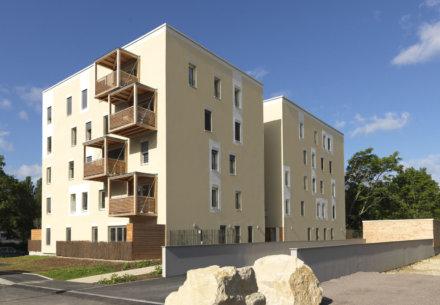 30 logements quartier gresilles dijon 440x305