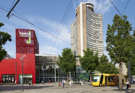 centre commercial porte jeune mulhouse panorama 440x305