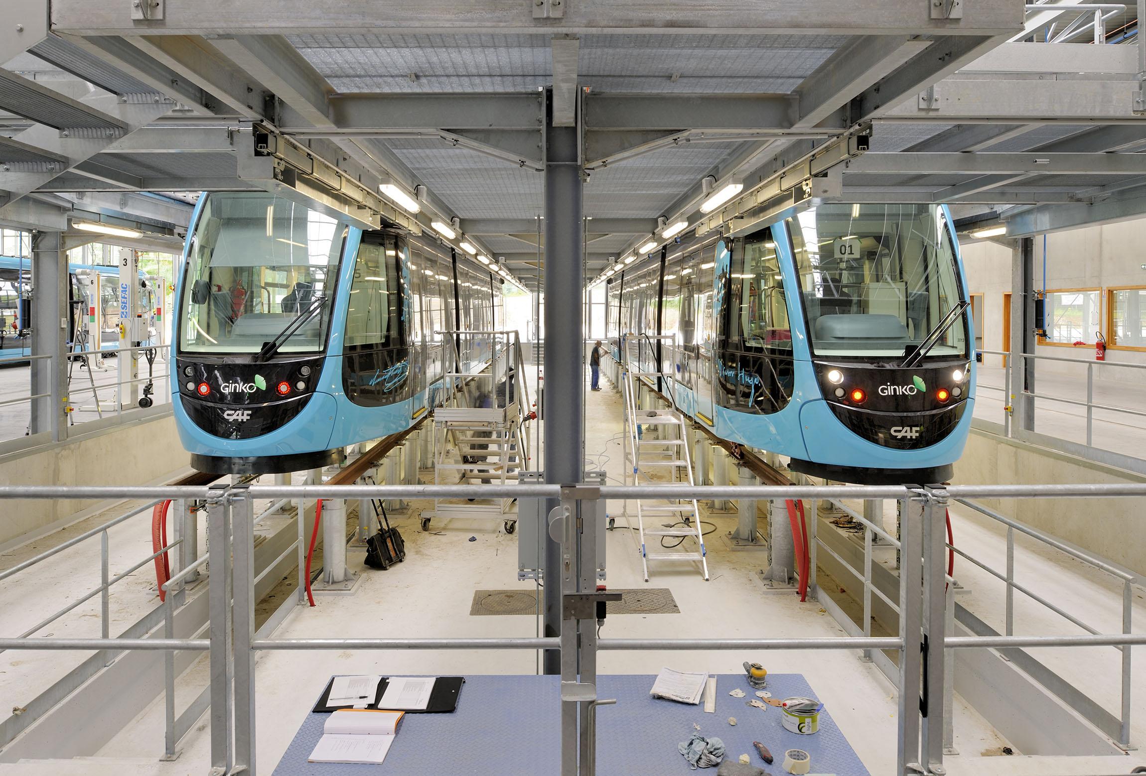 depot tram besancon accueil