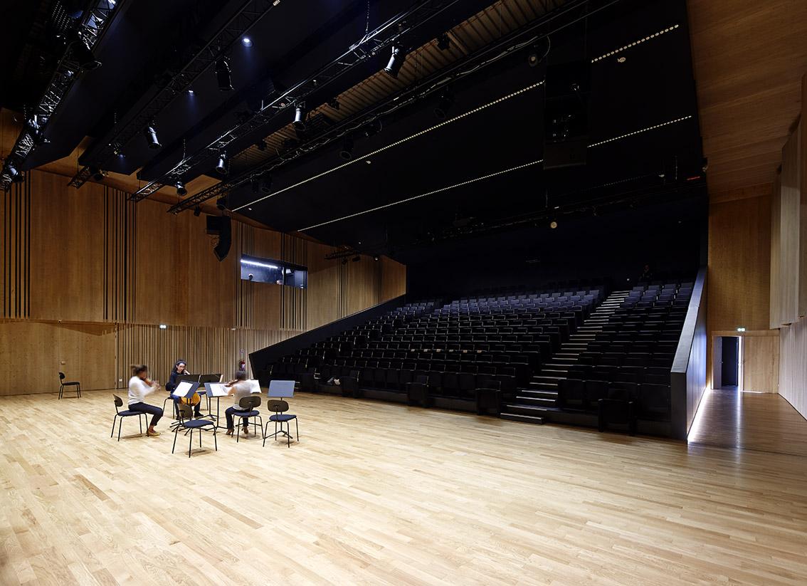 acoustique conservatoire mulhouse
