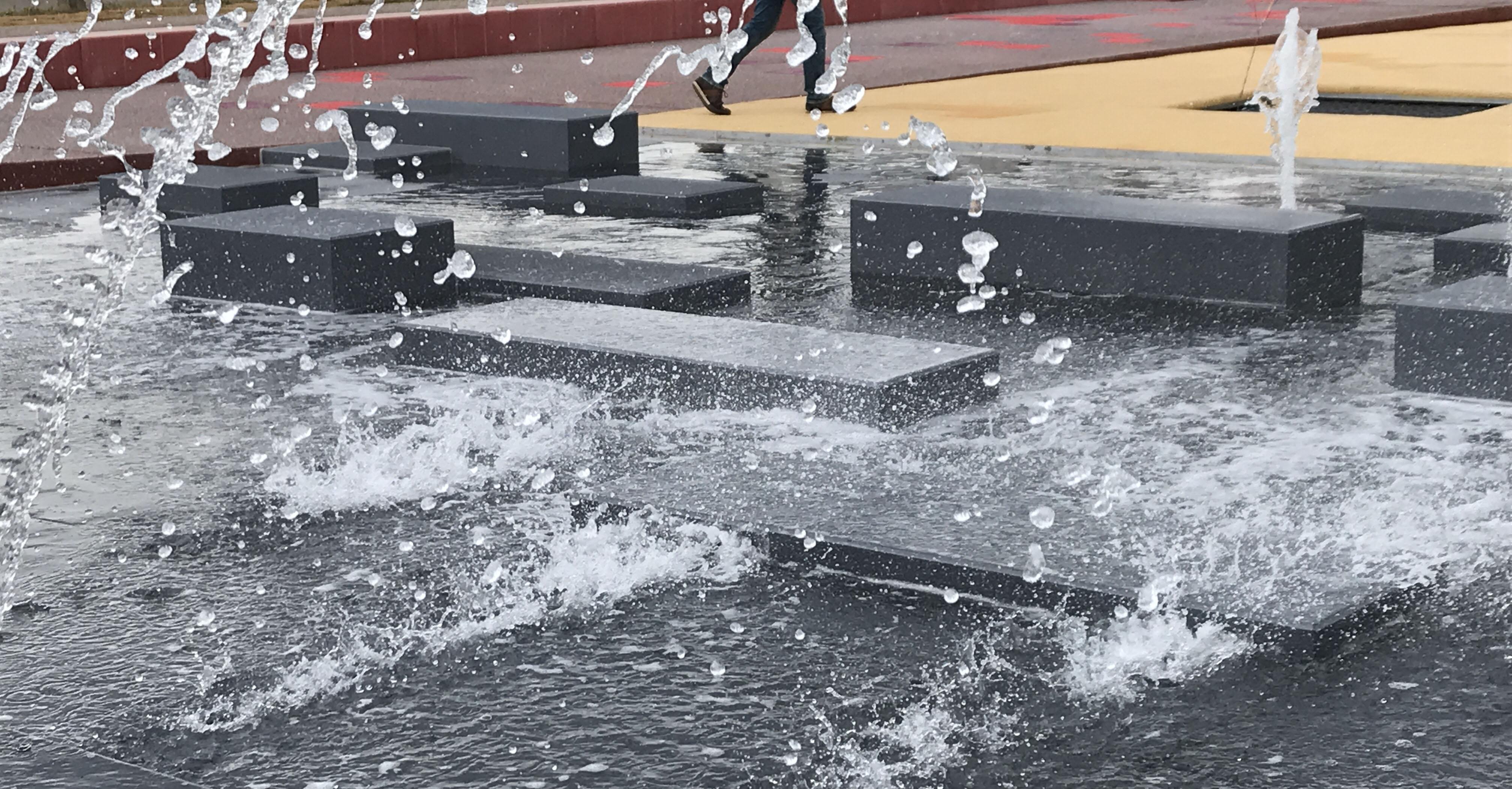 ecoquartier thurot haguenau fontaine
