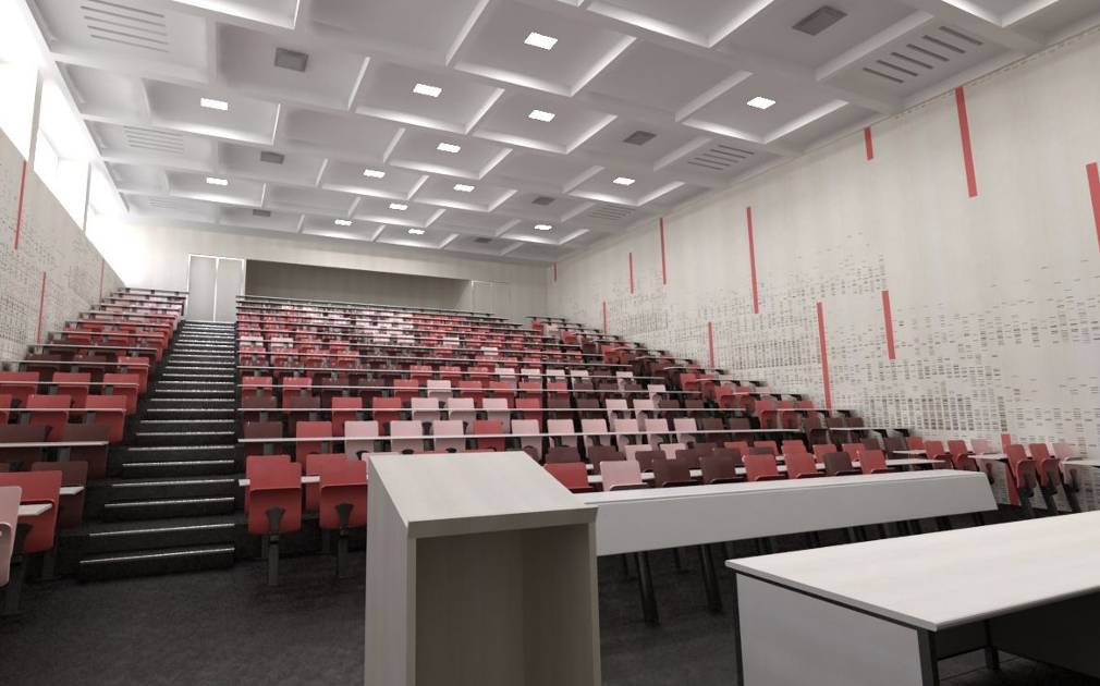 enseignement rehabilitation 8 amphitheatres universite nantes