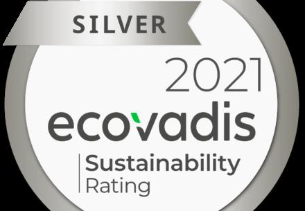 logo silver ecovadis 440x305