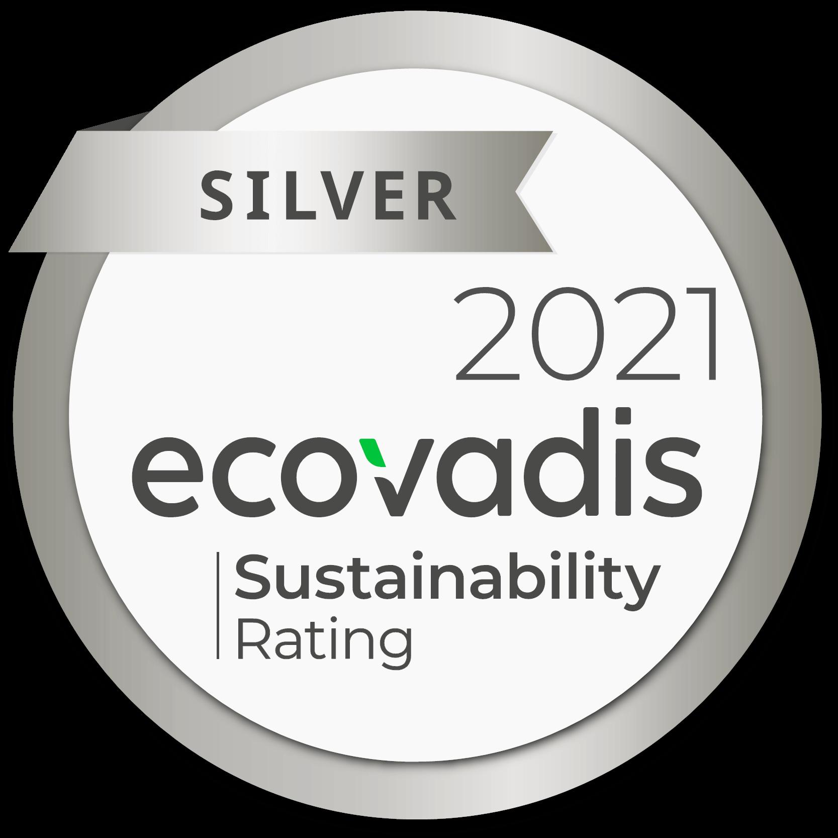 logo silver ecovadis