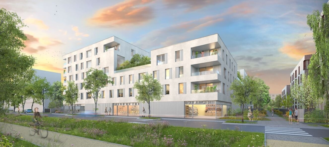 90 logement eco quartier thurotrca a atelier architecture