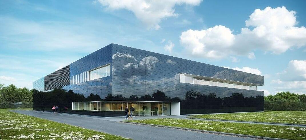 centre surveillance galileoenia architecture